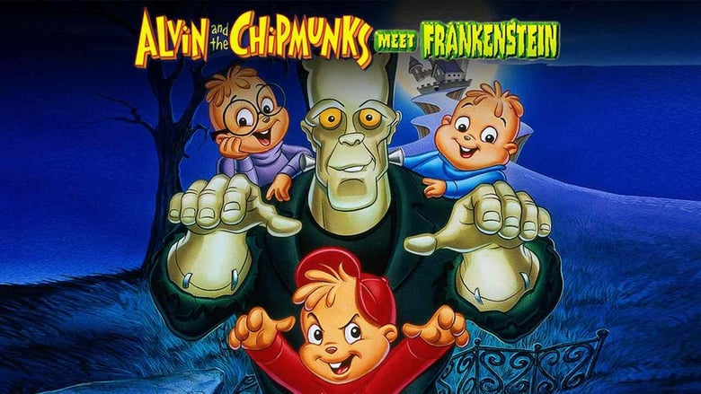 Alvin+e+i+Chipmunks+incontrano+Frankenstein