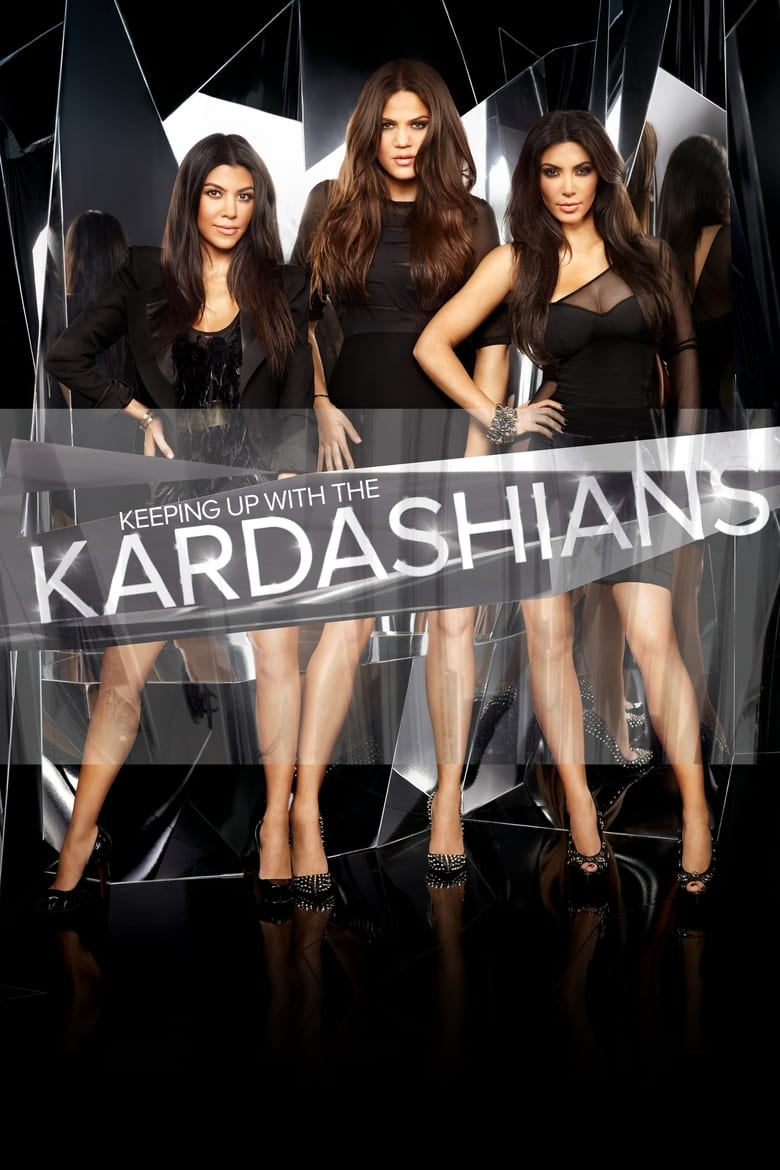 Keeping Up with the Kardashians - poster