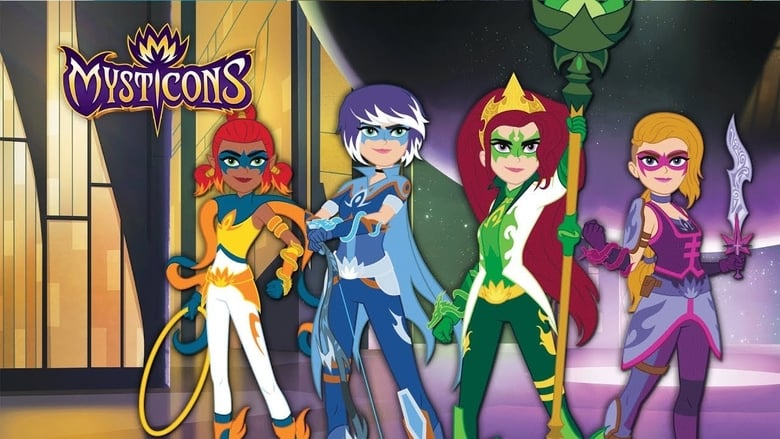 Mysticons saison 1 episode 1 streaming