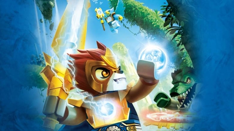 LEGO Legends of Chima banner backdrop