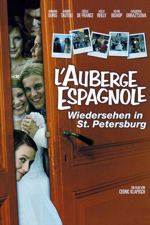 L'Auberge Espagnole - Wiedersehen in St. Petersburg - Komödie / 2005 / ab 6 Jahre