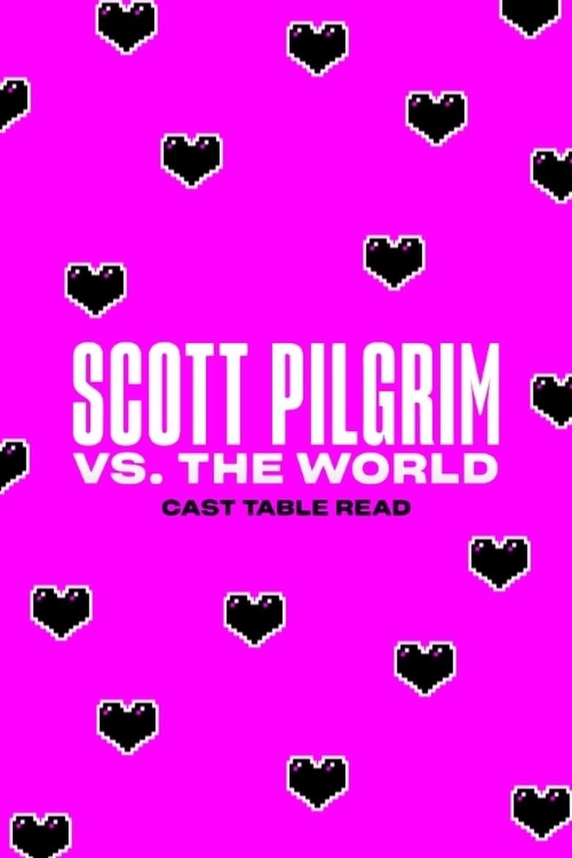 Scott Pilgrim vs. the World  -  10th Anniversary Reunion Table Read (2020)