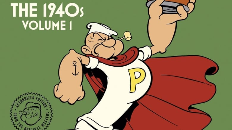 Watch Popeye the Sailor: The 1940s, Volume 1 Openload Movies