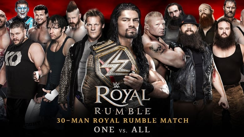 Watch WWE Royal Rumble 2016 Putlocker Movies