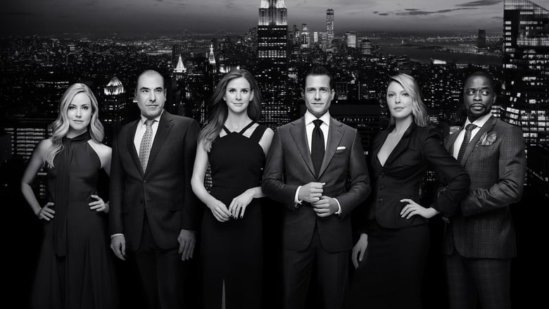 Suits, Saison 8 (VOST)