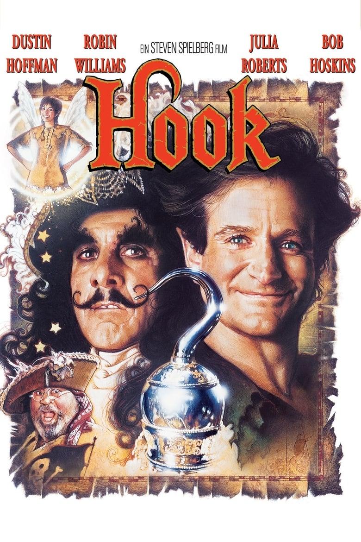 Hook - Abenteuer / 1992 / ab 6 Jahre