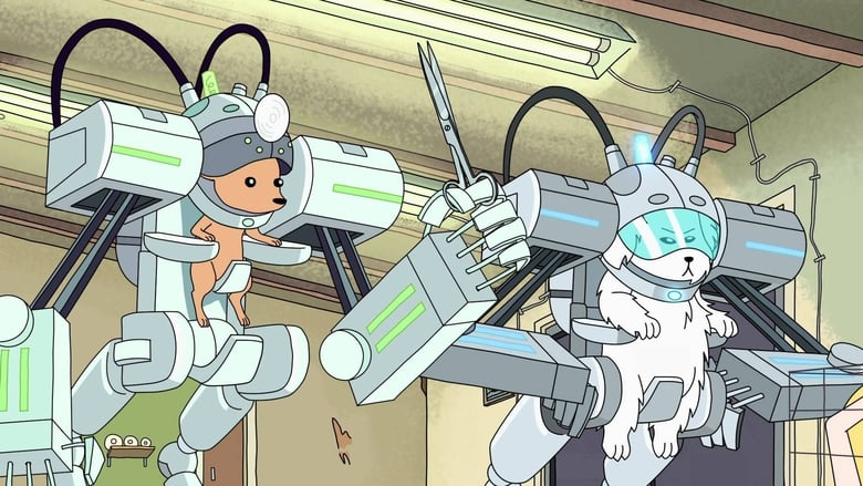 Rick and Morty S01E02 Season 1 Episode 2