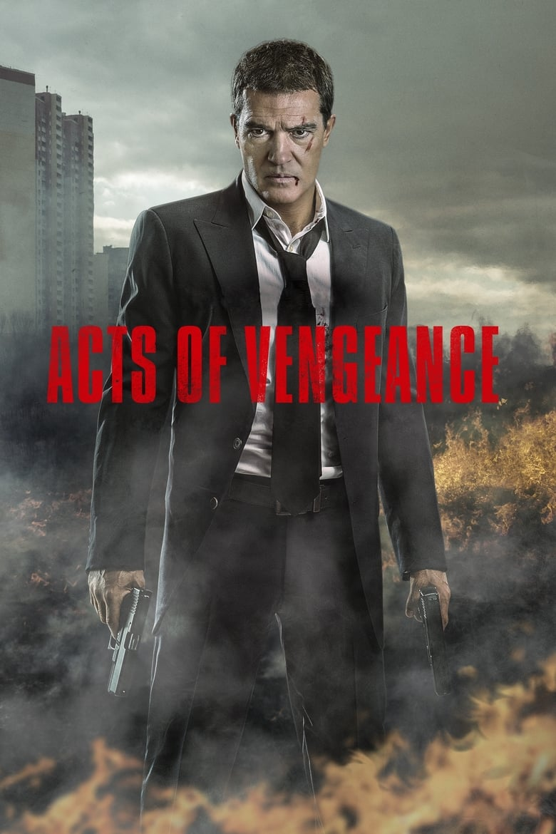 Acts of Vengeance (2017) D.D.