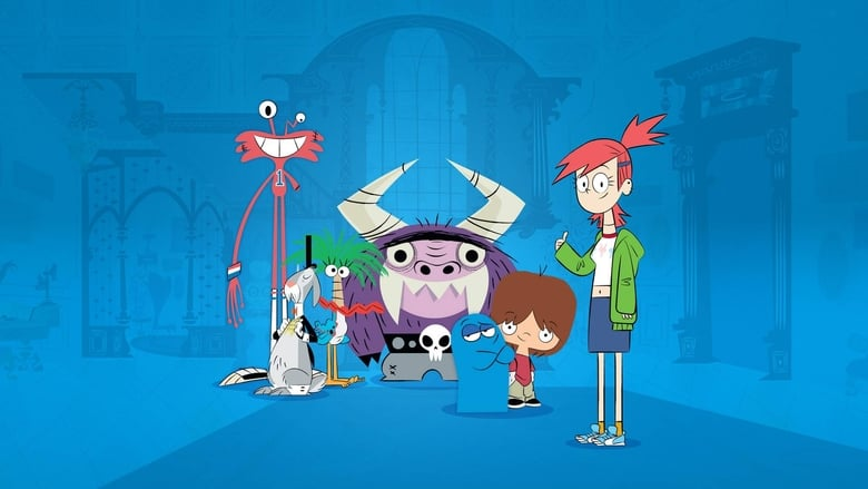 Foster's Home for Imaginary Friends banner backdrop
