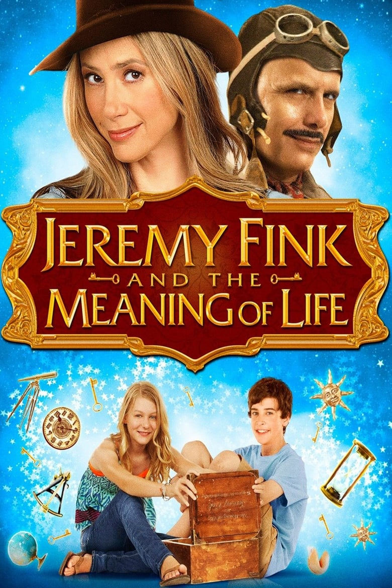 Εξώφυλλο του Jeremy Fink and the Meaning of Life