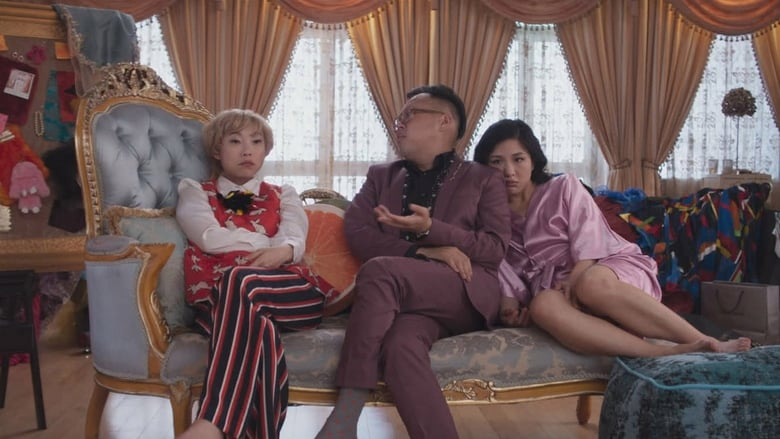 кадр из фильма Безумно богатые азиаты