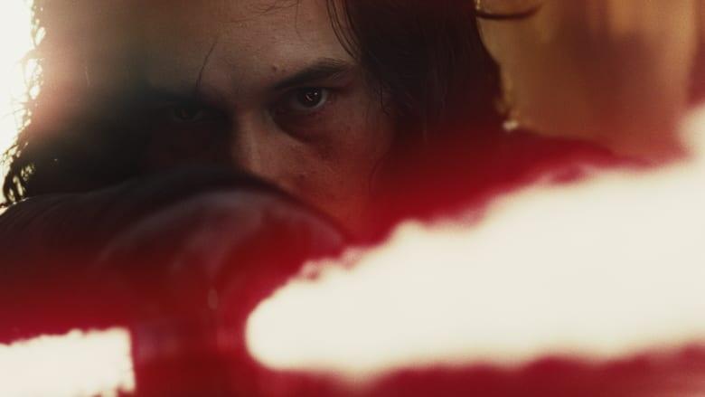 кадр из фильма Звёздные Войны: Последние джедаи