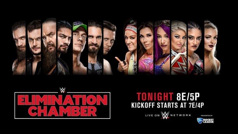 WWE Elimination Chamber (2018) PPV WWE RAW Latino-Ingles