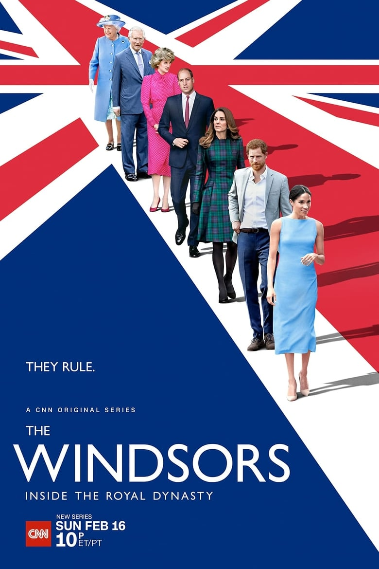 The Windsors: Inside the Royal Dynasty