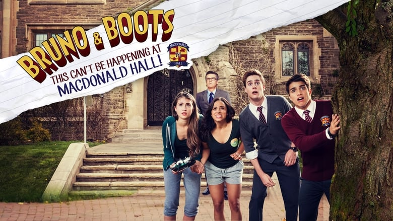 Voir Bruno & Boots: This Can't Be Happening at Macdonald Hall streaming complet et gratuit sur streamizseries - Films streaming
