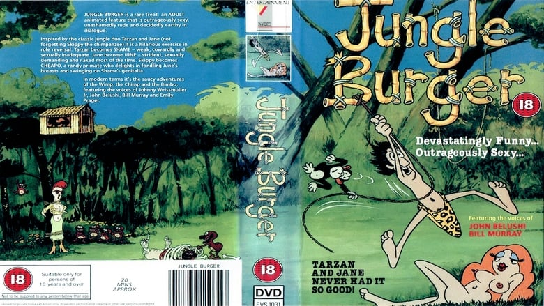 Watch Jungle Burger free