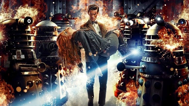 El manicomio de los Daleks