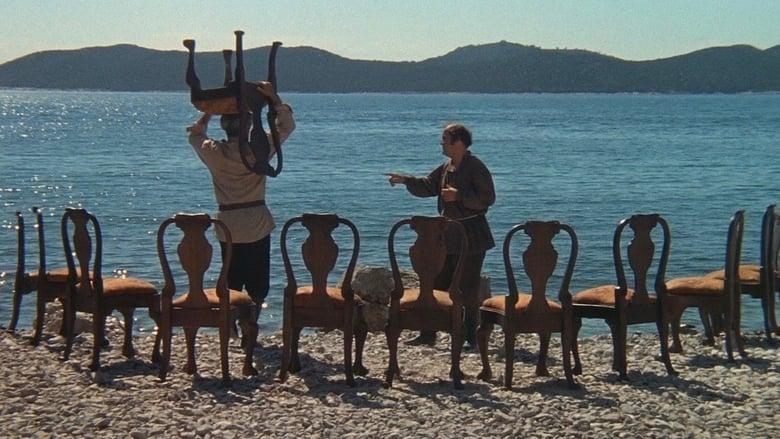Le mystère des 12 chaises