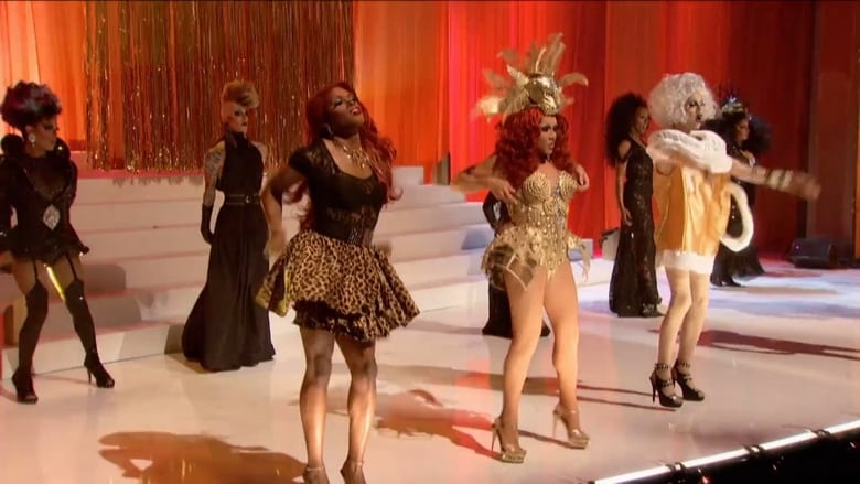 RuPaul: Carrera de drags: 4×14