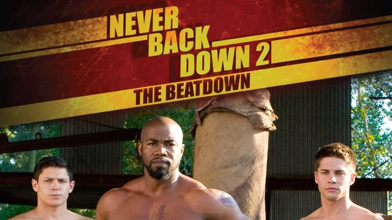 Watch Never Back Down 2: The Beatdown free