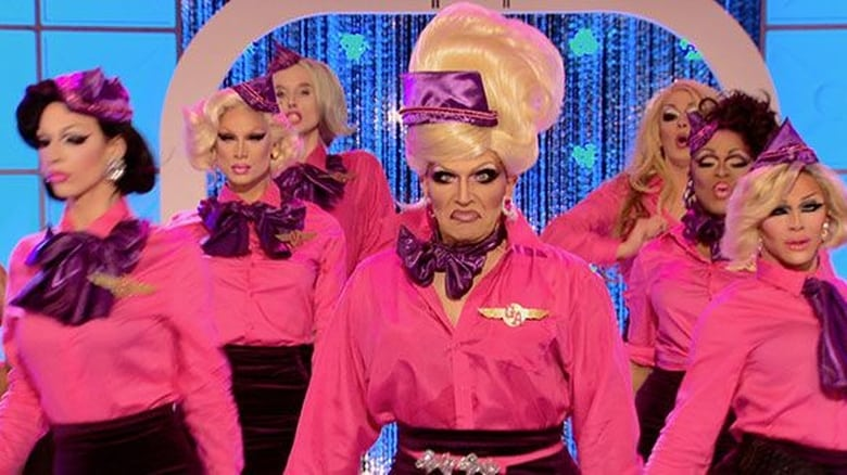 RuPaul: Carrera de drags: 7×2