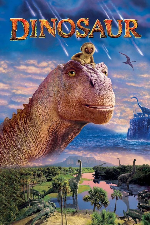 Εξώφυλλο του Dinosaur
