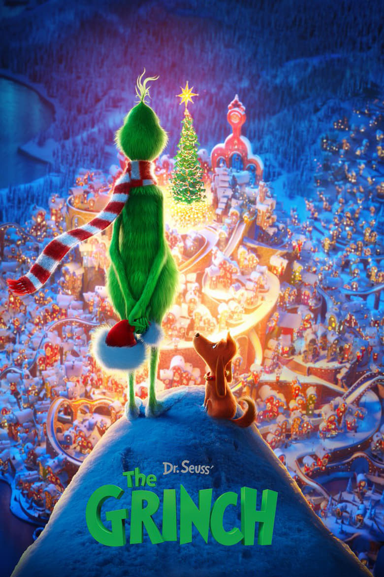 The Grinch - poster