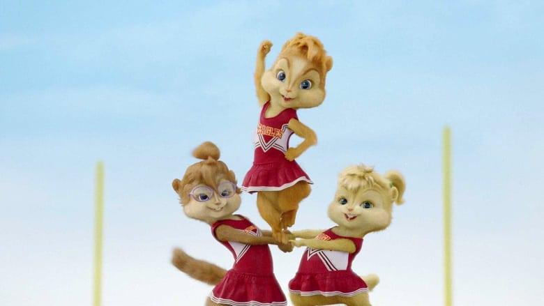 Jenny Slate en Alvin y las ardillas 3