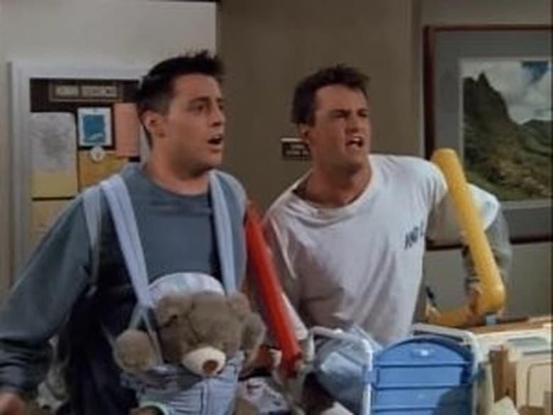 Friends Sezonul 2 Episodul 6