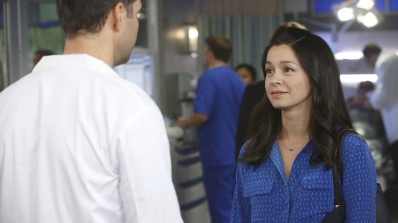Saving Hope Season 5 Episode 12