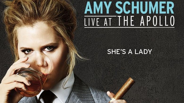 مشاهدة فيلم Amy Schumer: Live at the Apollo 2015 مترجم أون لاين بجودة عالية