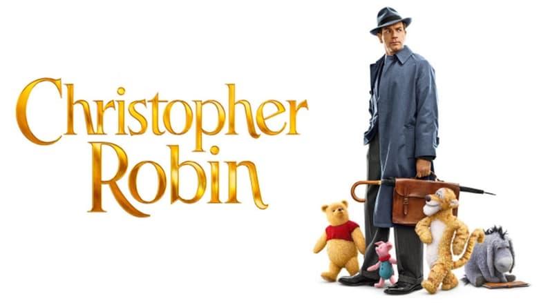 Christopher Robin şi Winnie de Pluş (2018)