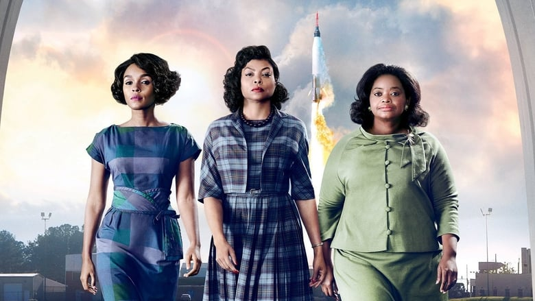 Hidden Figures banner backdrop