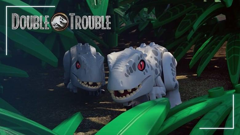 مسلسل Lego Jurassic World : Double Trouble 2020 مترجم اونلاين