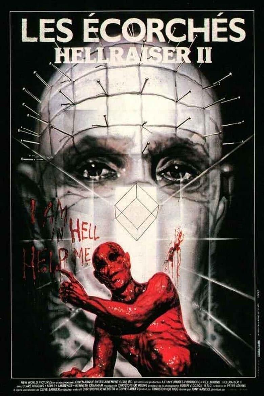Film Hellraiser 2 Les Ecorches Streaming Hd Vf 1988 Fr Francais Gratuit Complet