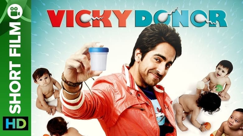 Vicky Donor 2012 Hindi Movie Download & Watch Online