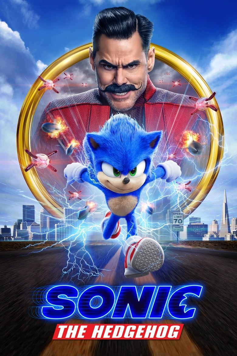Sonic the Hedgehog - Action / 2020 / ab 6 Jahre