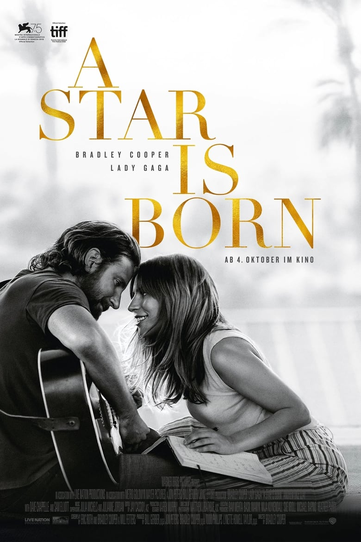A Star Is Born - Drama / 2018 / ab 6 Jahre