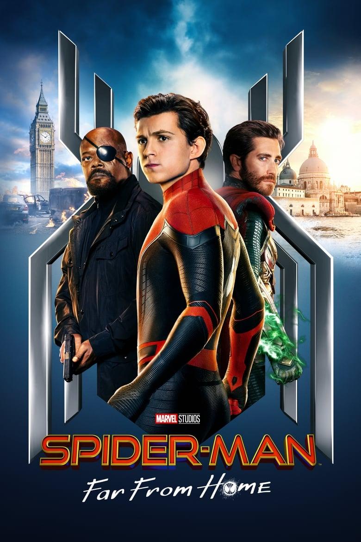 Εδώ θα δείτε το Spider-Man: Far from Home: OnLine με Ελληνικούς Υπότιτλους | Tainies OnLine - Greek Subs