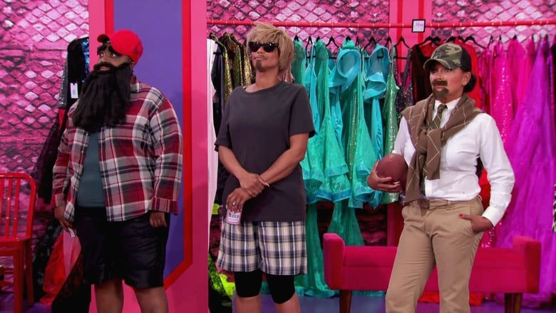 Secret Celebrity RuPaul's Drag Race: 1×2