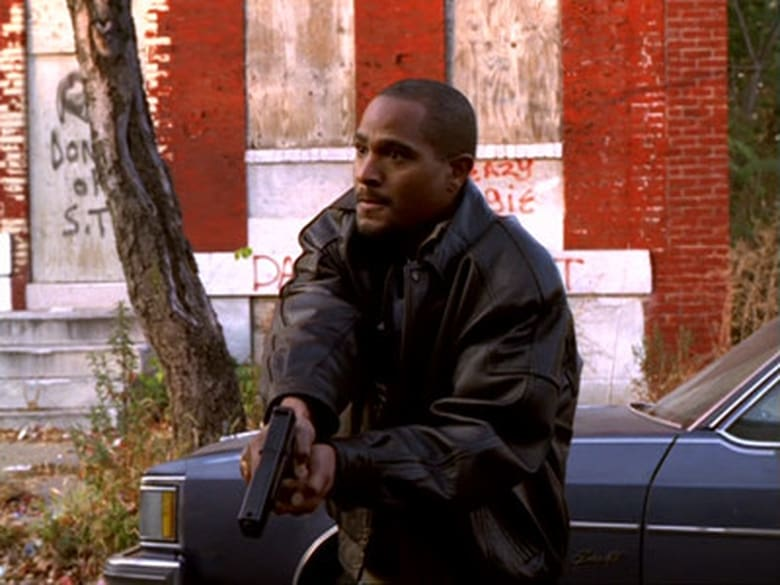 Blakė / The Wire (2002) 1 Sezonas