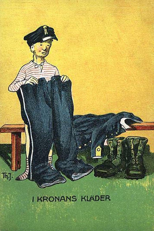 Εξώφυλλο του I kronans kläder