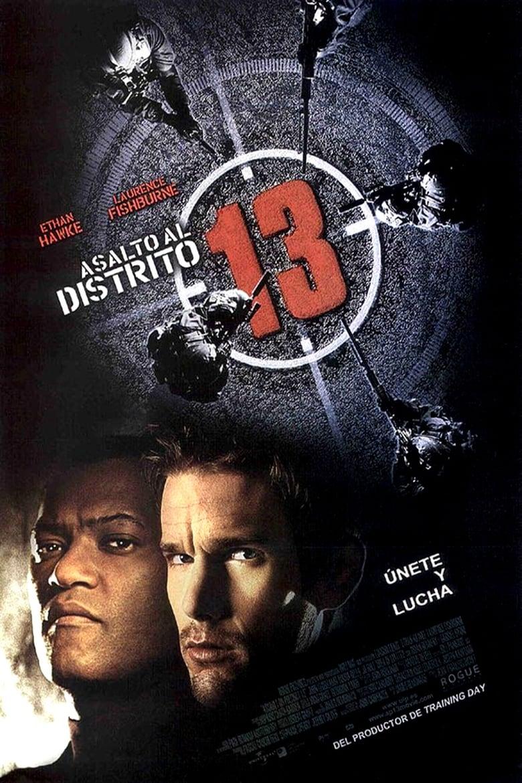 Asalto al distrito 13 (2005) eMule Torrent