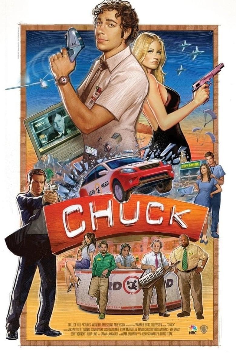 Εξώφυλλο του Chuck