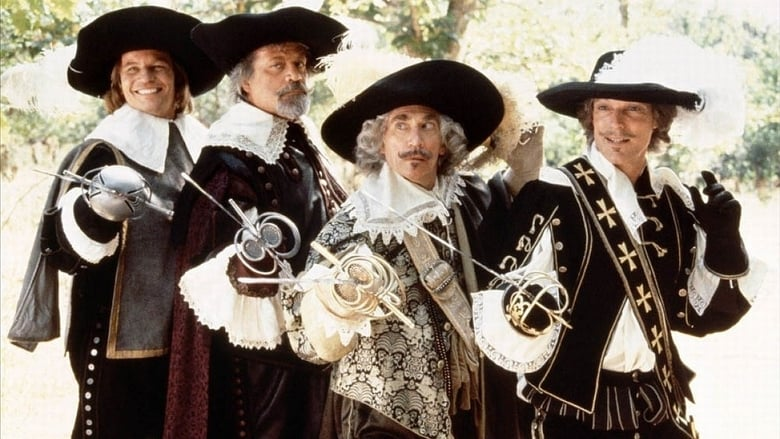 The Four Musketeers voller film online