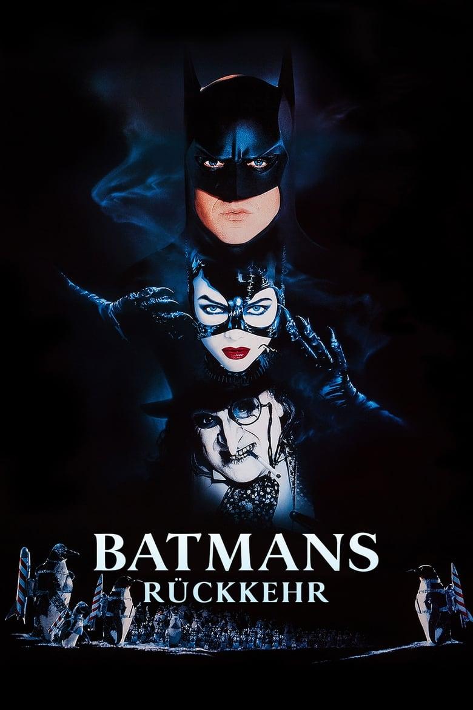 Batmans Rückkehr - Action / 1992 / ab 12 Jahre