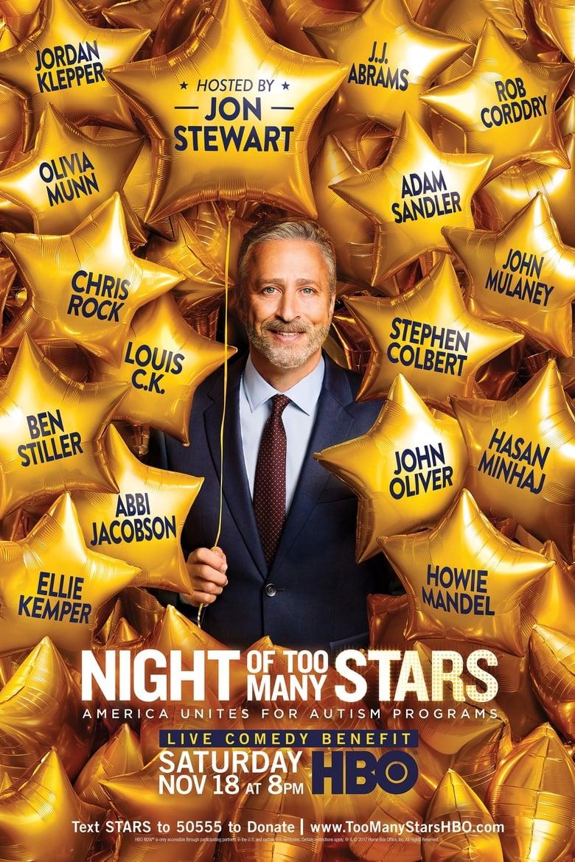 Night of Too Many Stars: America Unites for Autism Programs (2017)