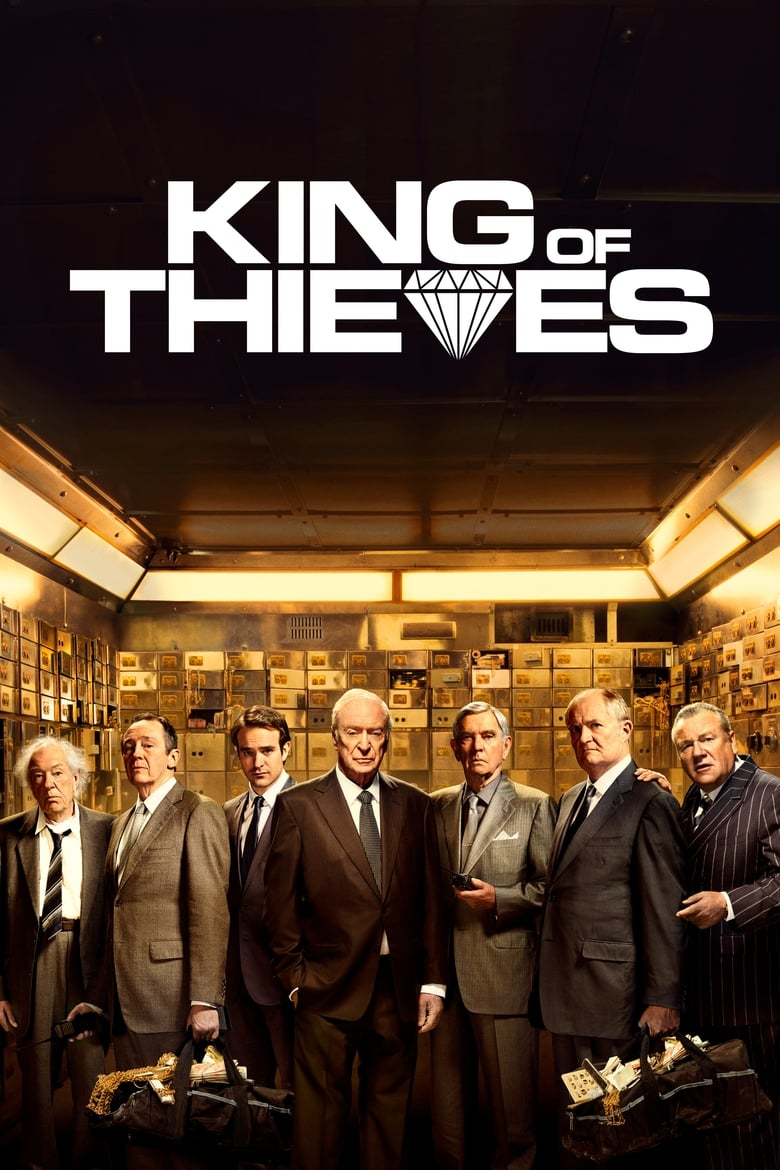King of Thieves - poster