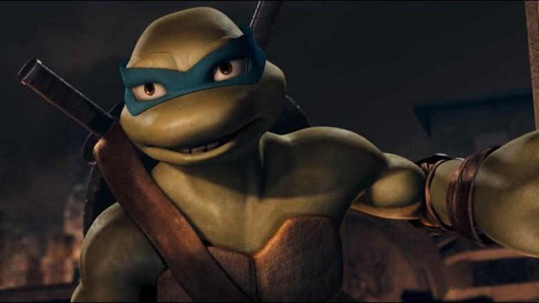 TMNT: Teenage Mutant Ninja Turtles – Χελωνονιντζάκια