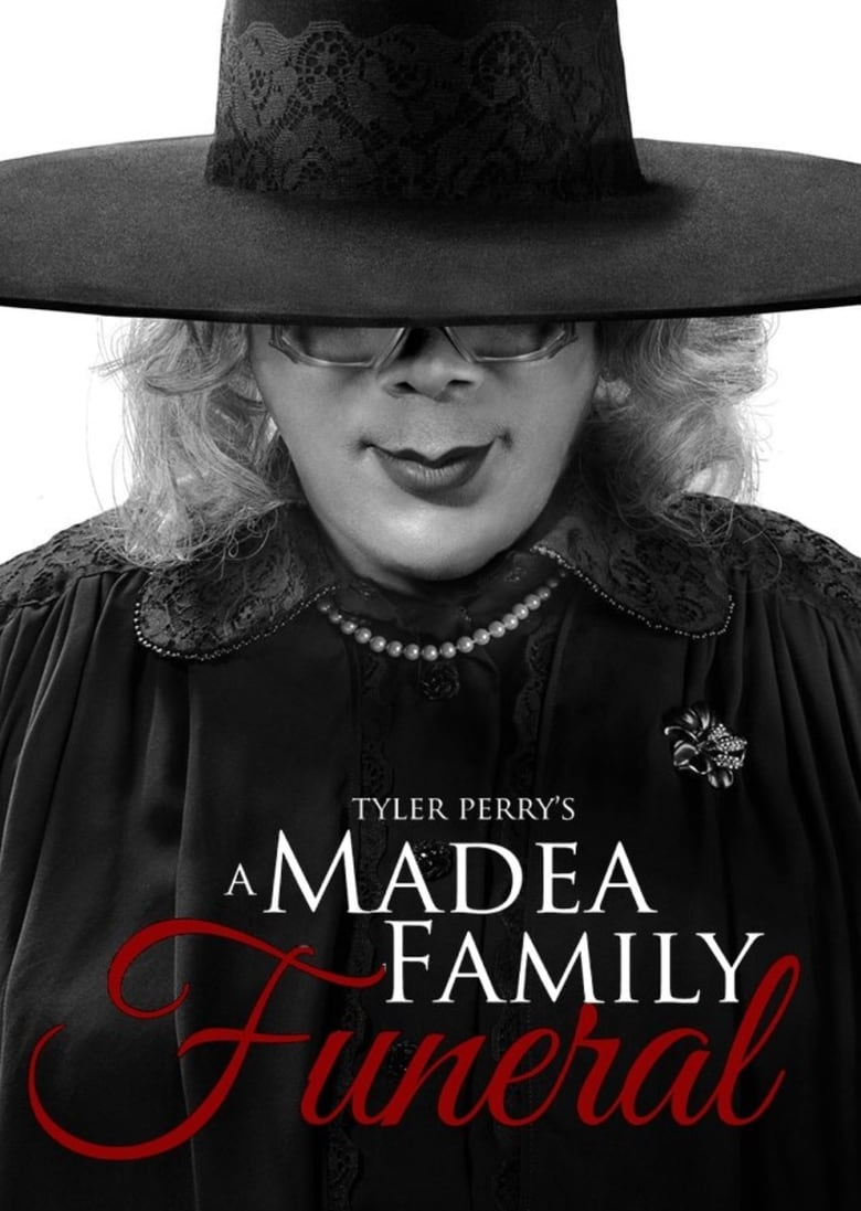 A Madea Family Funeral - poster
